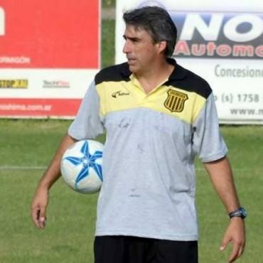 Gabriel Gómez es el nuevo técnico de Brown de Puerto Madryn