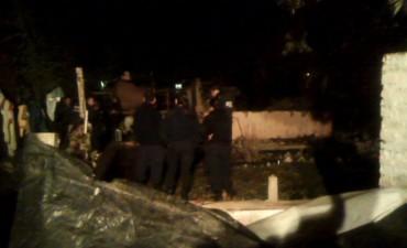 Tragedia en Ramallo falleció una nena de siete años en un incendio