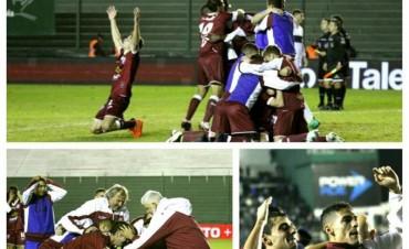 Defensores venció a Gimnasia de La Plata logrando el triunfo más resonante de su historia
