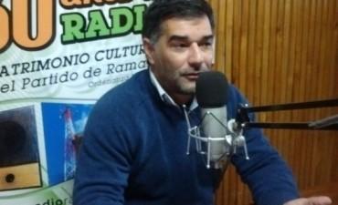El profesor Gustavo Perie encabeza la lista de Cambiemos