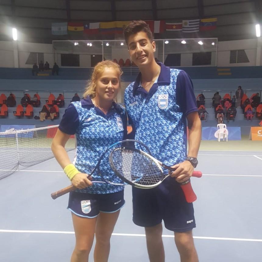 Tomas Farjat obtuvo la Medalla de Plata en los Juegos Odesur