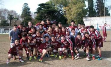 """La Cuarta División de Defensores de Belgrano se consagró  campeona del """"Torneo Apertura"""""""