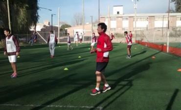 Defensores llegó a Mendoza con un solo objetivo