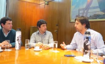 Diego Lutri se reunió con el Vice Ministro de Salud de la Nación