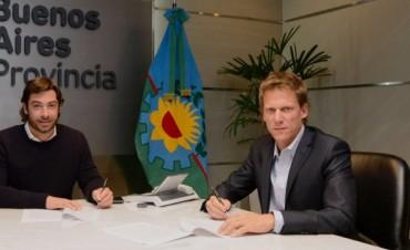Convenio entre Ministerio de gobierno y Arba para optimizar gestión pública en la provincia