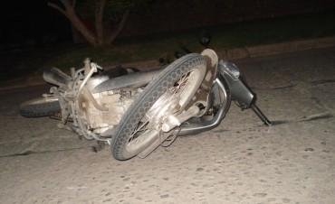 Grave accidente en Villa Ramallo