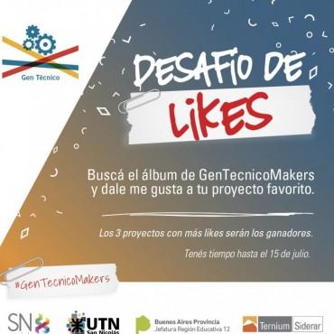 #GenTecnicoMakers: ¡Últimos días para elegir a los mejores proyectos!