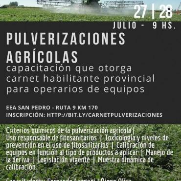 Pulverizaciones Agrícolas