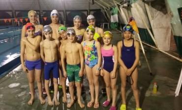 Once nadadores de Ramallo participaran del Nacional de Natación