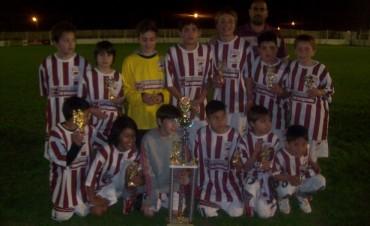 Newell´s de Rosario y Paraná de San Pedro fueron los Campeones del Torneo 68º Aniversario Granate
