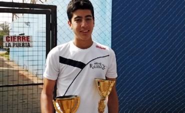 Tenis: Tomás Farjat en Rafaela