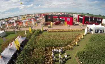 Expoagro 2016 se hace nuevamente en Ramallo