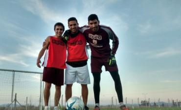 Defensores entrenó en Salta