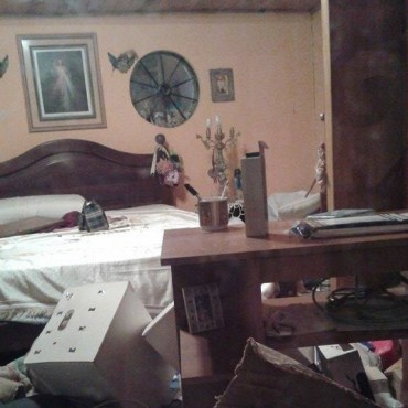 Villa Ramallo: Roban una vivienda en calle De Zavaleta