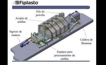 Fiplasto invierte en gestión ambiental con el Plan Integral de Gestión de Residuos: Nueva Caldera Biomasa