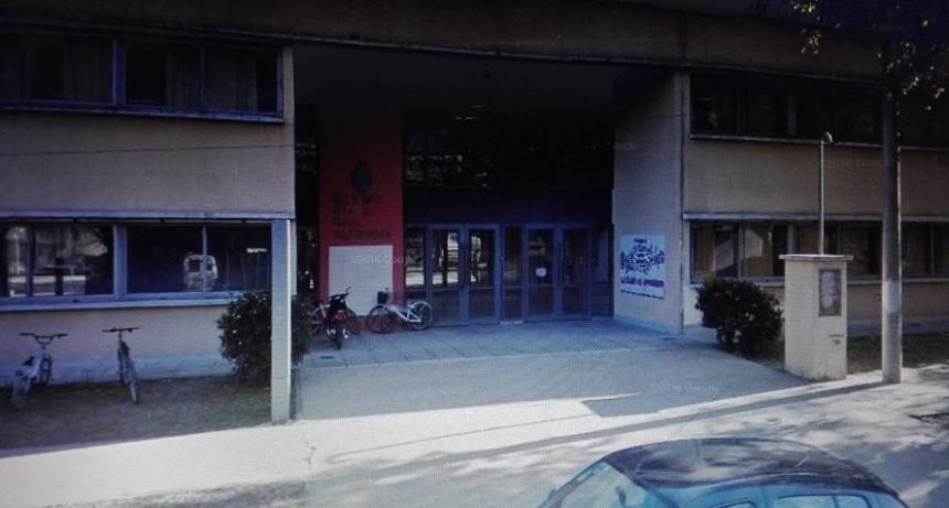 Suspenden las clases en la secundaria 3 'Raúl Alfonsín'