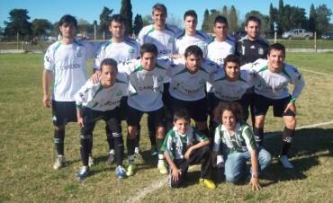 En un partidazo Los Andes derrotó a Argentino Oeste 5 a 3
