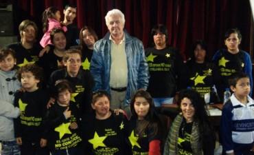 Jornada de concientización vial con la visita de Julio Ambrosio