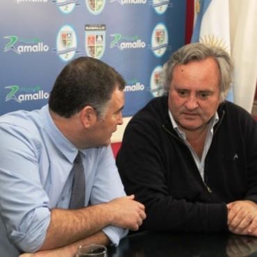 El Ministro de la Producción visitó Ramallo