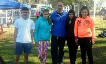 Ramallenses en la Final Provincial de los Juegos Bonaerenses 2016