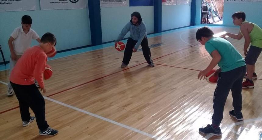 Comenzaron las actividades en el gimnasio del club Social