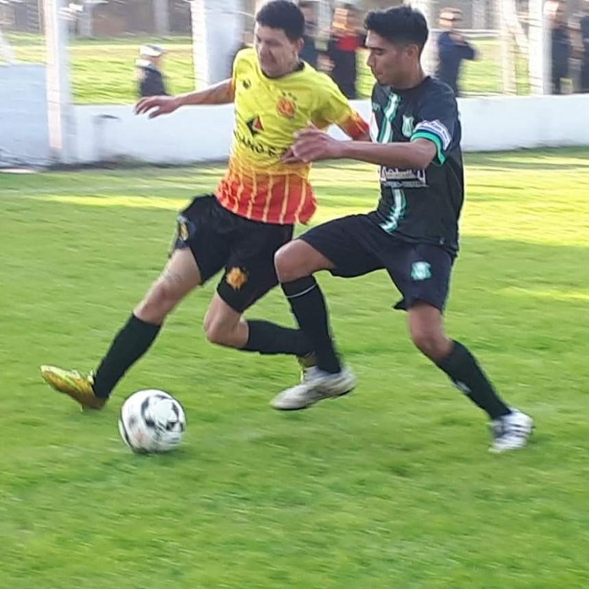 Los Andes igualó con Belgrano y Social con 12 de Octubre