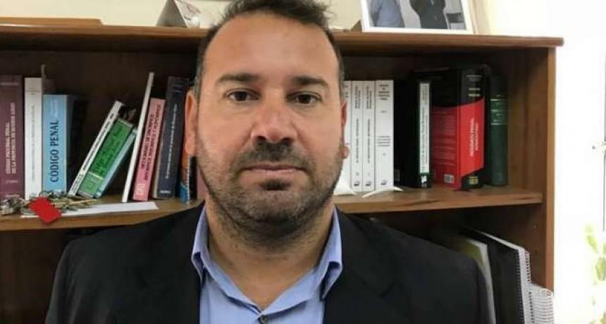 Dr. Julio Tannus 'El caso está muy avanzado, nosotros pudimos determinar con los ayudantes fiscales de Ramallo y la DDI quien es el titular de la línea'
