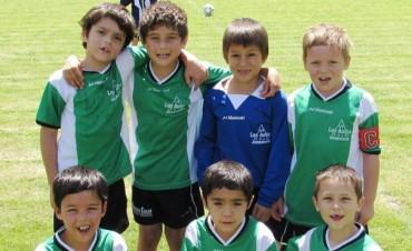 Actividades del Club Los Andes