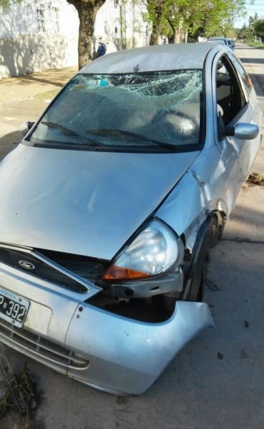 Tres accidentes en las últimas horas