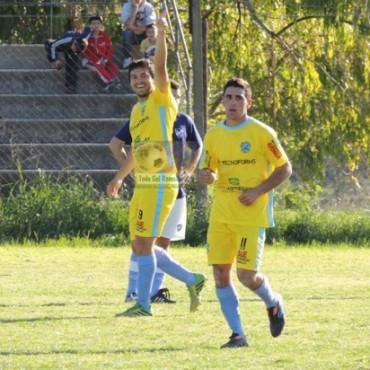 Con momentos de muy buen fútbol Social goleó a Conesa 7 a 2
