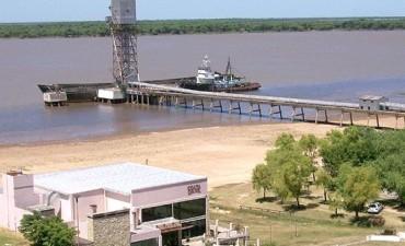 Cuatro personas de Ramallo desaparecidas en el río desde el sábado