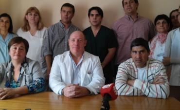 Médicos y gremios repudiaron la golpiza al doctor Fernández