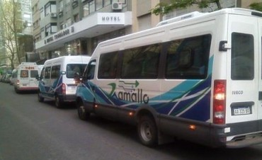 Ramallo ya está en Mar del Plata