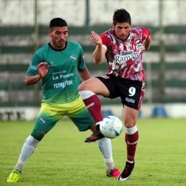 Defensores ganó en el descuento en La Pampa