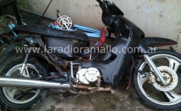 Accidente con consecuencia fatal en Ramallo