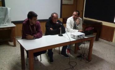 Imperdible charla de Avelino Verón y David Ramírez en la Feria del Libro