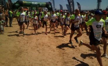 Daniel Simbrón de Capital Federal ganó la General de la Maratón K21