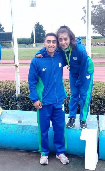 Cuatro medallas y otros buenos resultados para Ramallo en la primera jornada de Los Juegos Bonaerenses