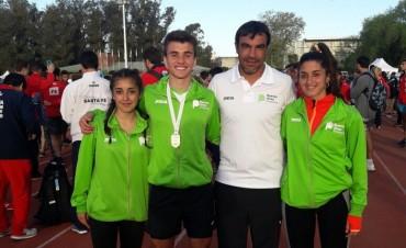 José Simó Oro y record en los Juegos Evita