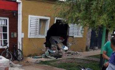 AHORA : Accidente en Ramallo