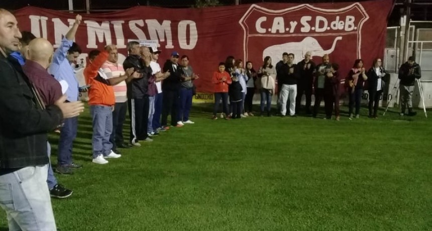"Se inauguró oficialmente el torneo Nacional de Veteranos Hernán ""Nani"" Pennesi"