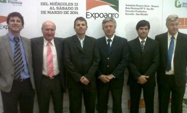 Presentación Expoagro 2014
