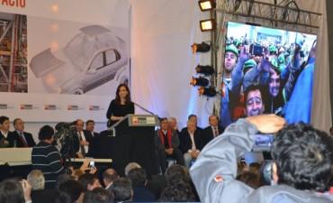 ¿CFK el 20 en Ramallo?