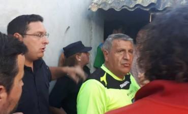 Se suspendió en el entretiempo Argentino Oeste – Regatas