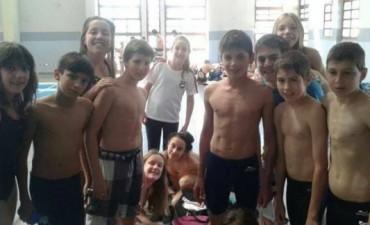 Premio de FANNBA a la natación de Ramallo
