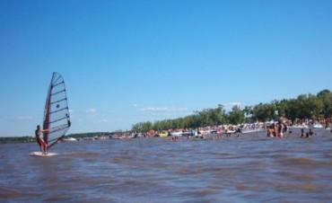 Ramallo: fin de semana extra largo con muchos turistas