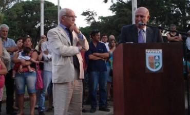 """Ariel Santalla : """"Mauro voy a estar acompañándote para lo que necesite como un ciudadano común que quiere a su ciudad"""""""