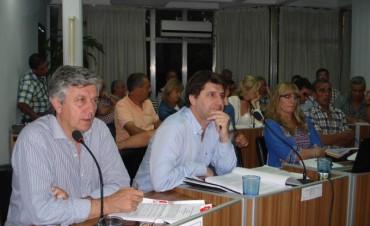 El Bloque de Concejales del Frente Cambiemos acompañó la ordenanza fiscal e impositiva