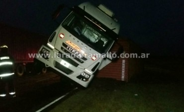 Trágico accidente en ruta 9