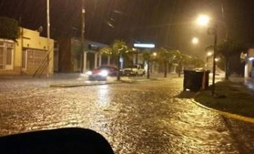 Intensas lluvias y tormentas eléctricas